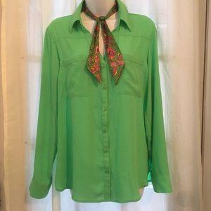 EXPRESS Button Down Portofino Shirt